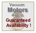 Almost All Vacuum Cleaner Motors Are Available !