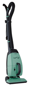 Sanyo,3 in 1- Its an Upright, Canister and Stick Vac all in one.